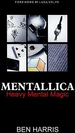 Mentallica: Heavy Mental Magic (Book)