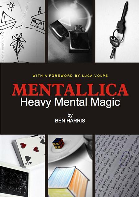 Mentallica: Heavy Mental Magic (ebook) - magic