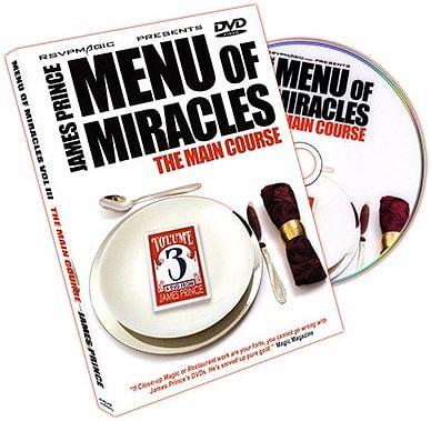 Menu of Miracles III - The Main Course - magic