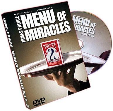 Menu of Miracles Volume 2 - magic