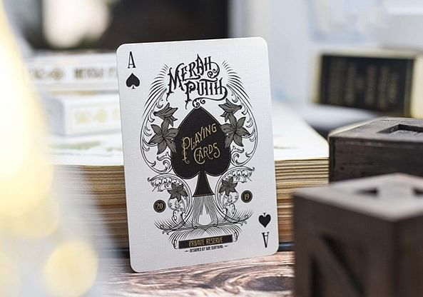 Merah Putih Playing Cards Collector's Set (Red/White)