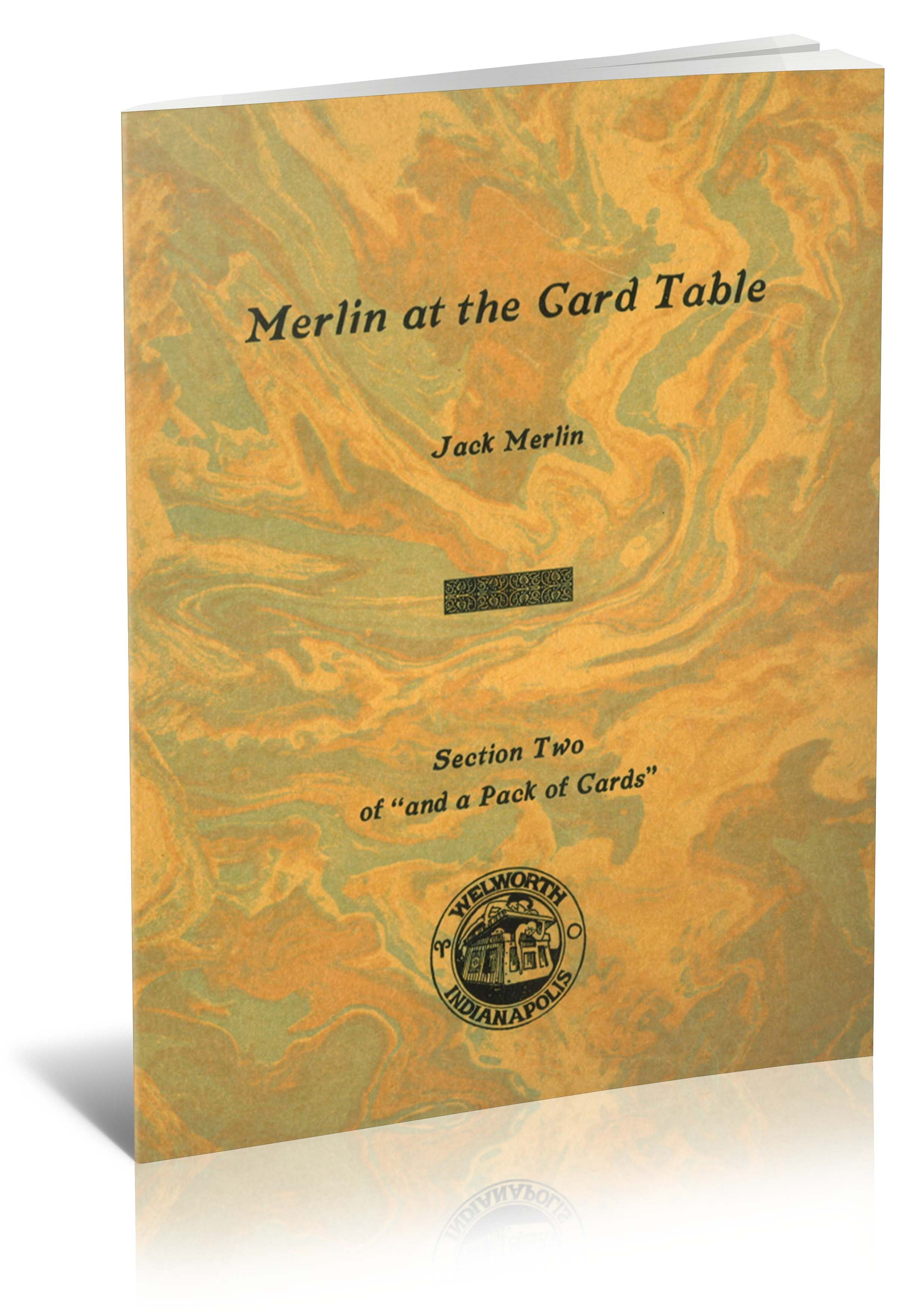 Merlin at the Card Table - magic