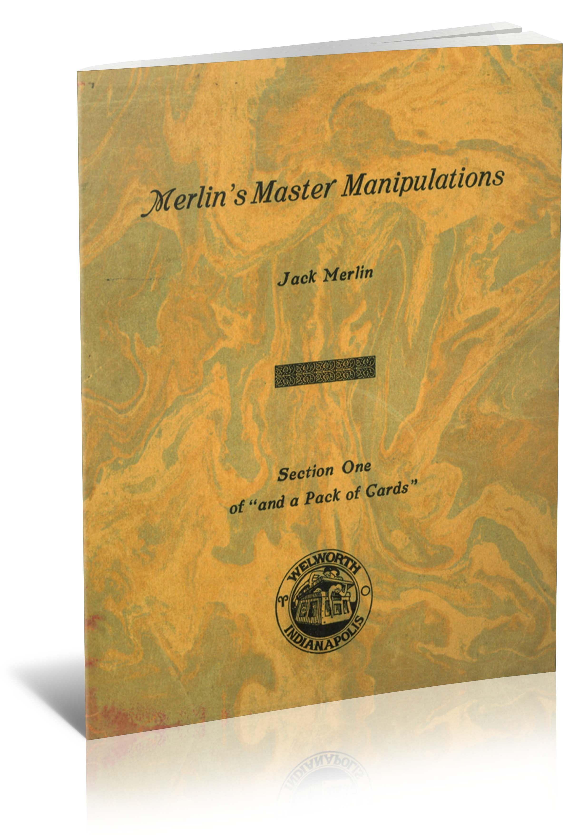 Merlin's Master Manipulations - magic