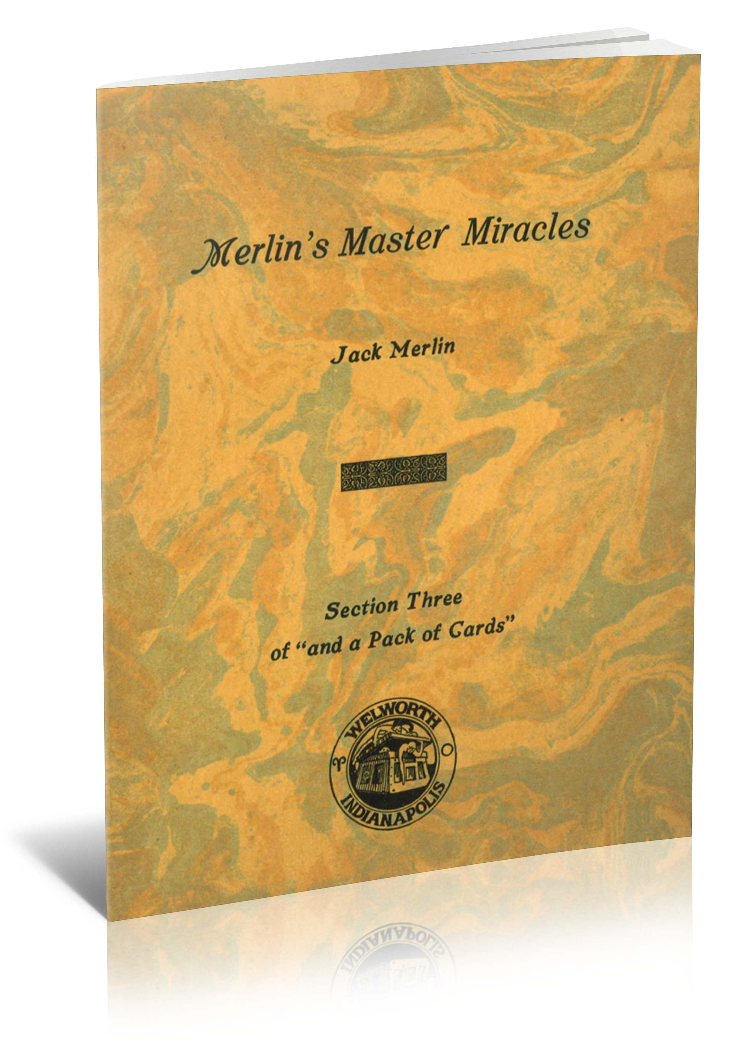 Merlin's Master Miracles - magic