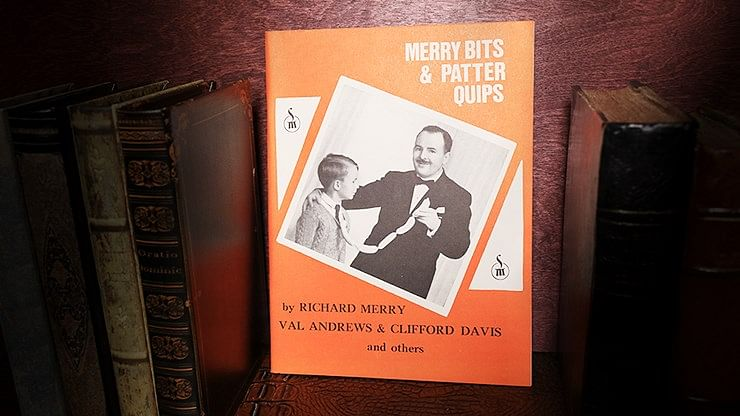 Merry Bits and Patter Quips - magic
