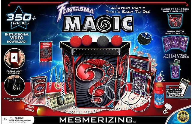 Mesmerizing - magic