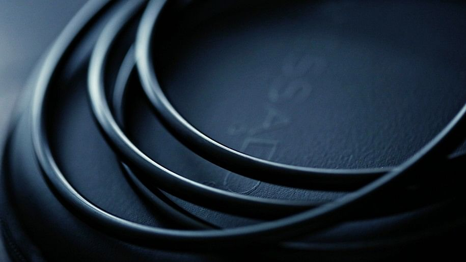 Messado Rings (Carbon Black)