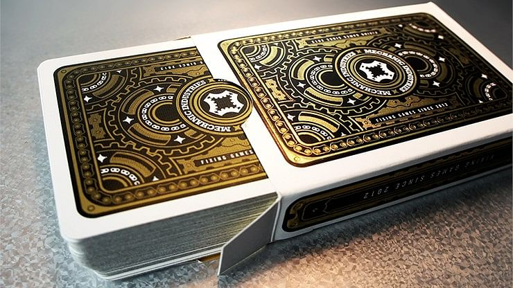 Metallic Deck Collector's Set