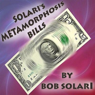 Metamorphosis Bill - magic