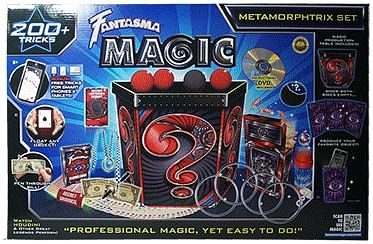 Metamorphtrix - magic