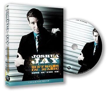 Methods in Magic: Joshua Jay Live in the UK - magic