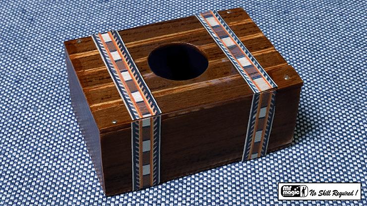 Mexican Bill Box - magic