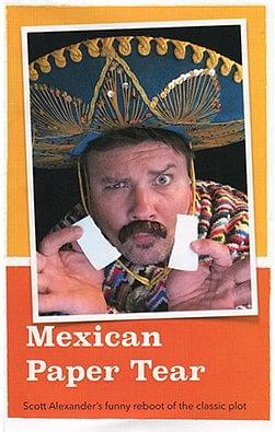 Mexican Paper Tear - magic