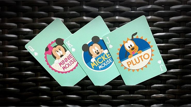 Mickey Mouse and Friends Baby Playing Cards
