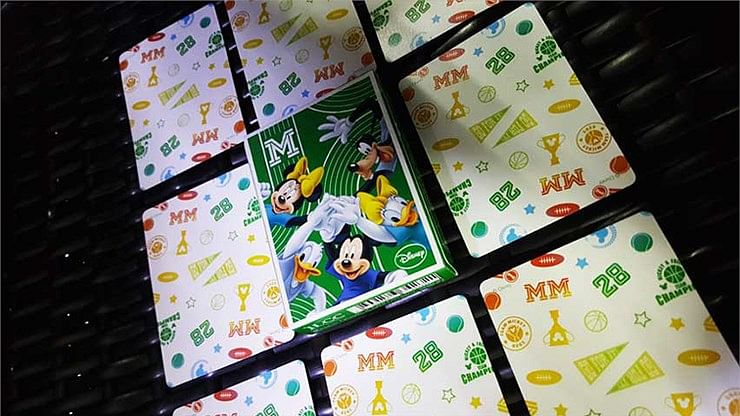 Mickey Mouse and Friends Playing Cards - magic