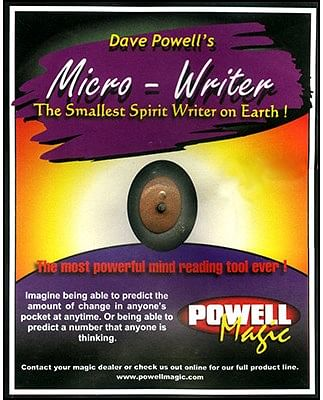 Micro Writer - magic