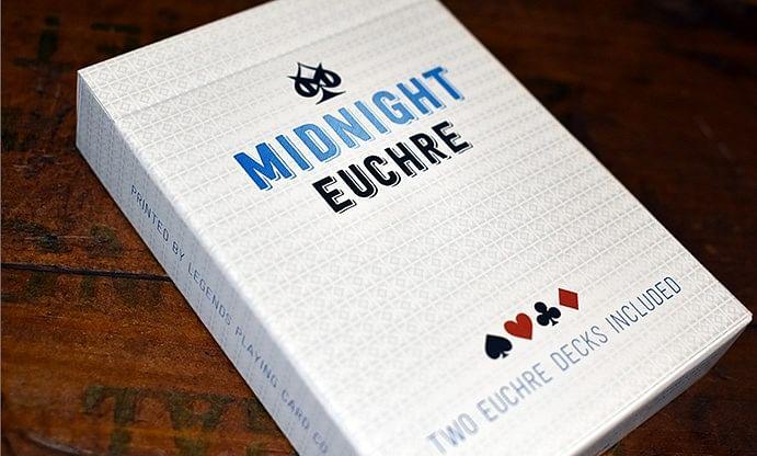 Midnight Euchre Deck - magic