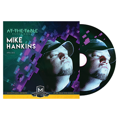 Mike Hankins Live Lecture DVD - magic