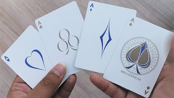 Millennium Luxury Edition Playing Cards
