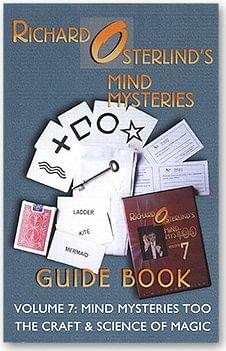 Mind Mysteries Guide Book Volume 7 - magic