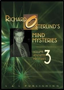 Mind Mysteries Volume 3 - magic