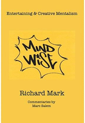 MIND WISE: Subtitle is Entertaining & Creative Mentalism - magic