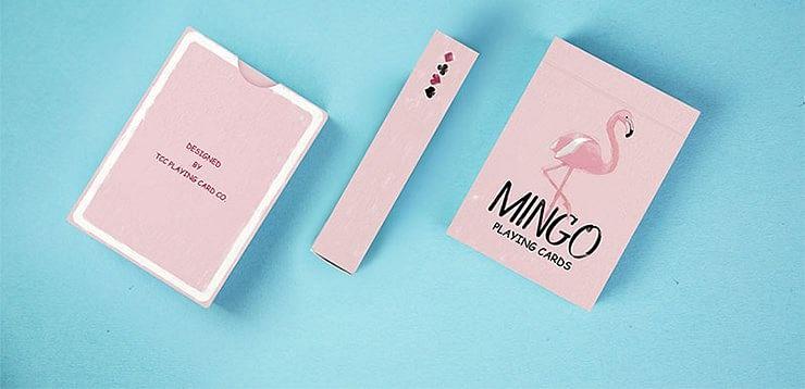 Mingo Playing Cards