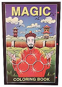 Mini Coloring Book - magic