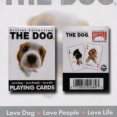 Mini Dog Playing Cards - magic