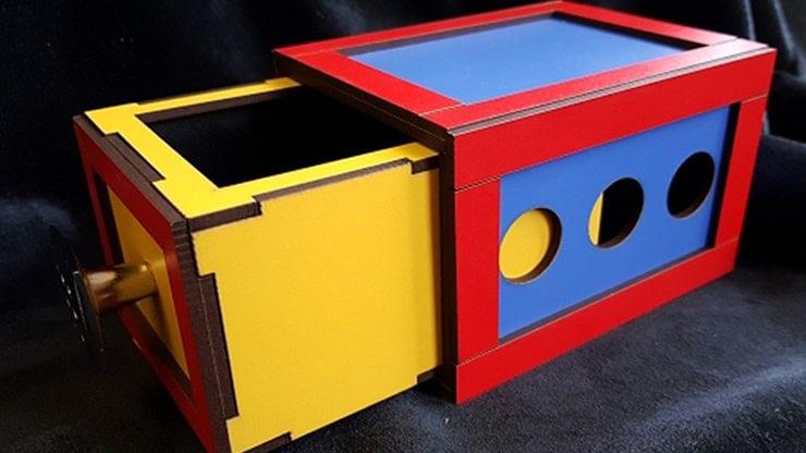 Mini Drawer Box - magic