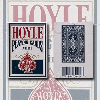 Mini Hoyle Playing Cards - magic