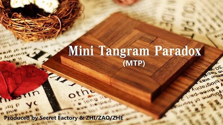 Mini Tangram Paradox - magic