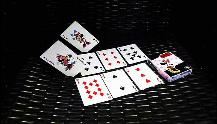 Minnie Mouse Playing Cards