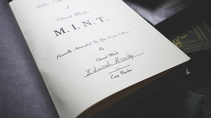 MINT Volume 2 Deluxe Edition - Signed by Marlo
