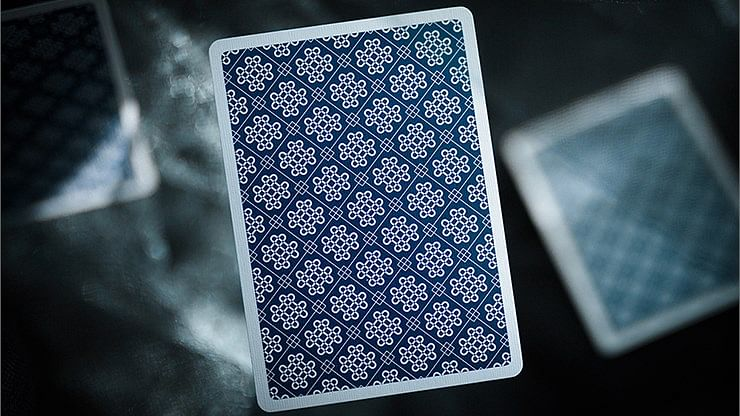 Blueberry Mint 2 Luxury Playing Cards