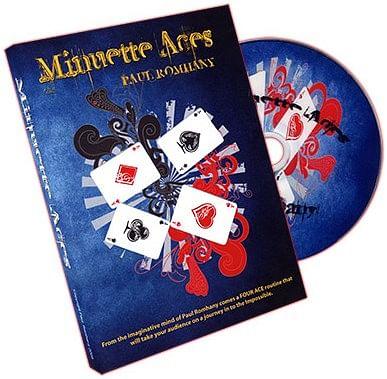 Minuette Aces - magic
