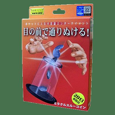 Miracle Coin Thru - magic
