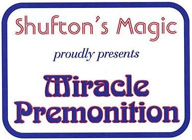 Miracle Premonition - magic
