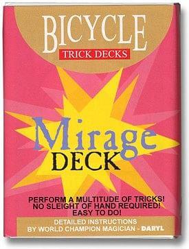 Mirage Deck (Bicycle) - magic