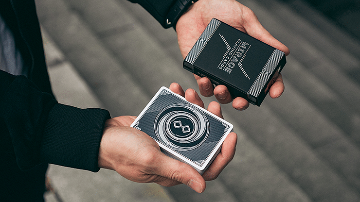Mirage V3 Eclipse Playing Cards - magic