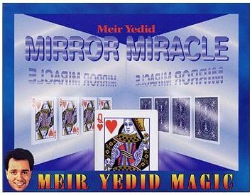 Mirror Miracle Card Trick - magic