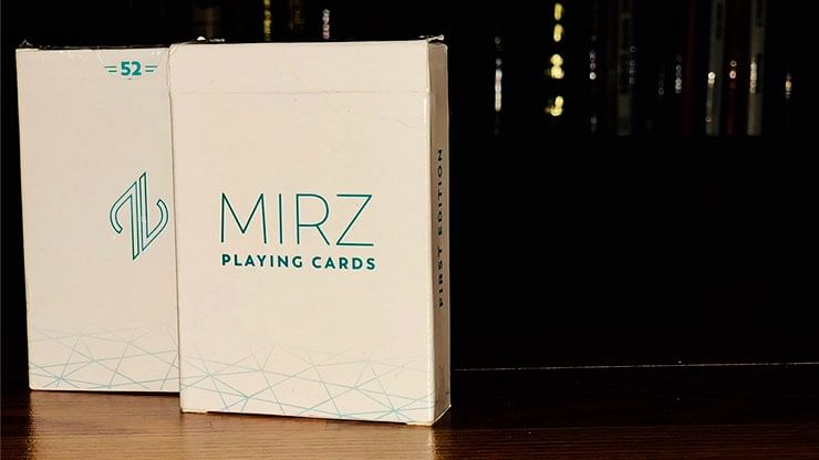 MIRZ Playing Cards