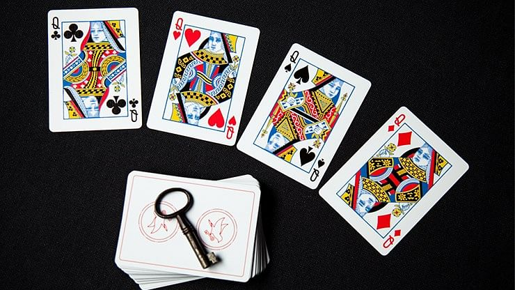 Mirz Playing Cards (2nd Edition)