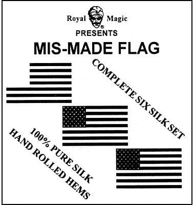 Mis-Made Flag - magic