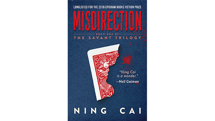 Misdirection Book One of The Savant Trilogy - magic