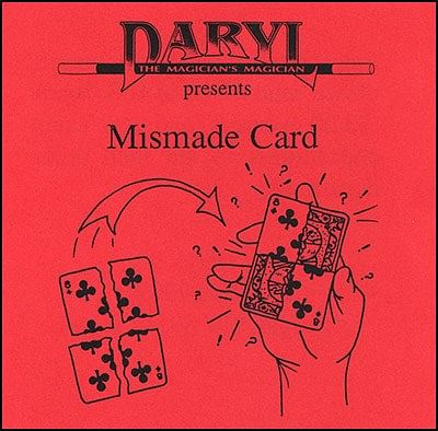 Mismade Card - magic