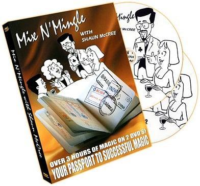 Mix N' Mingle - magic