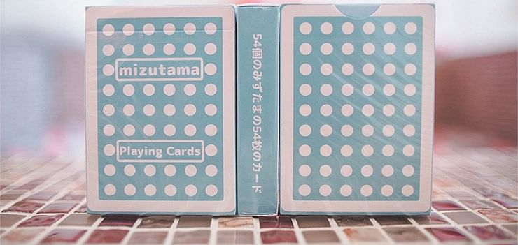 Mizutama Playing Cards - magic
