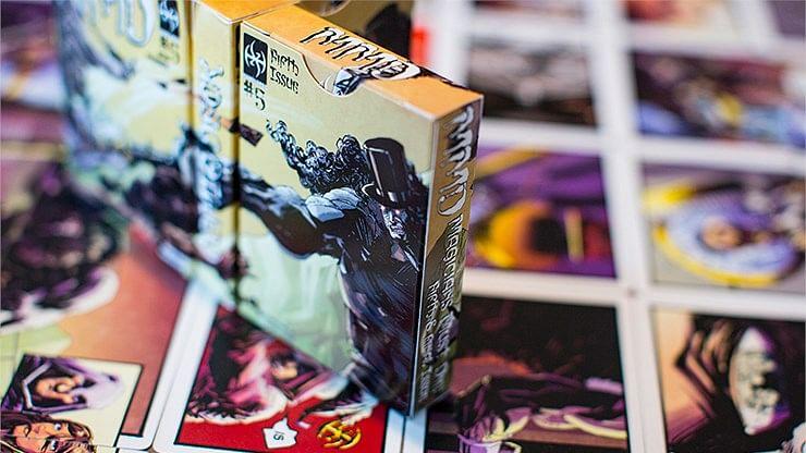 MMD #5 Magicians Must Die Comic Deck