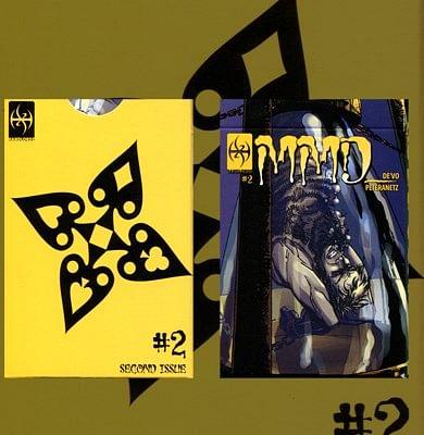 MMD#2 Comic Deck #2 - magic
